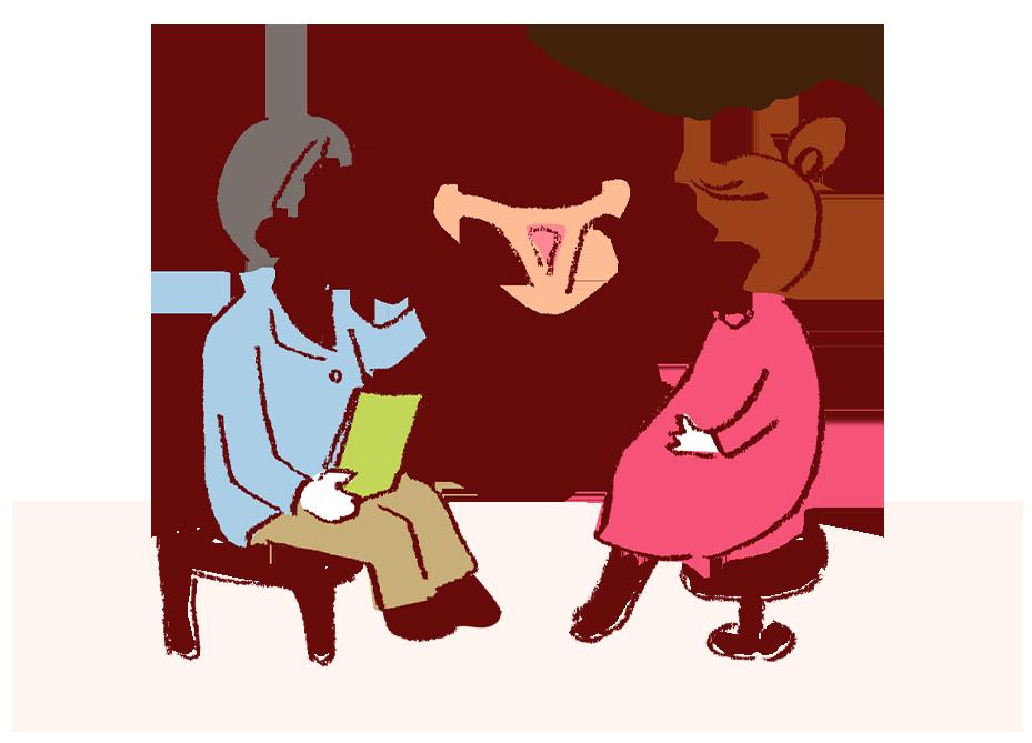 産科・婦人科・不妊など症例を説明
